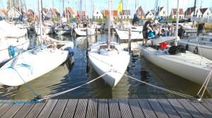 Etchells Y-torenrace Durgerdam